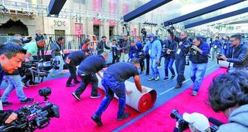 Academia de Hollywood despliega la alfombra roja