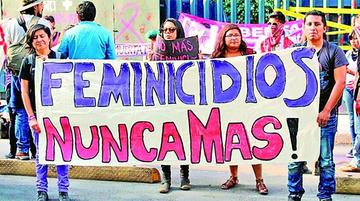Bolivia ya tiene 18 feminicidios en los 2 primeros meses de 2018