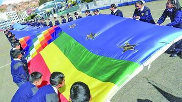 Unas 30.000 personas desplegarán bandera de reinvindicación marítima