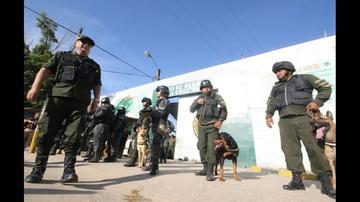Policía recaptura a los 6 reos que fugaron de la cárcel de Palmasola