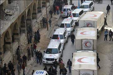 ONU pide que llegue la ayuda a Guta, región castigada en Siria