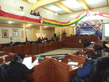 La Asamblea aprobó 17 leyes departamentales en seis meses