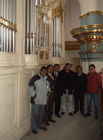 Recuperan y restauran el órgano de la Catedral