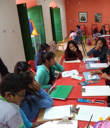 Abren cursos en la Escuela Municipal de Bellas Artes