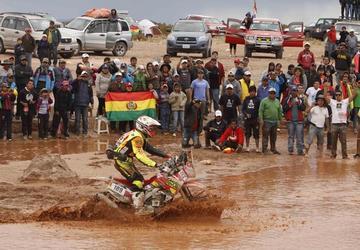 Niegan que Bolivia pierda el Dakar 2019