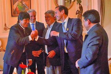 Evo Morales y Jorge Quiroga se enfrascan en insultos y sindicaciones