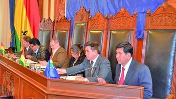 Anulan convocatorias para designar jueces y vocales