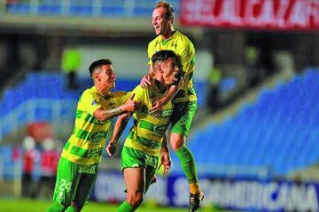 Defensa y Justicia logra su pase en la Sudamericana