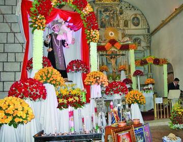 Festejan fiesta de San Juan de Dios