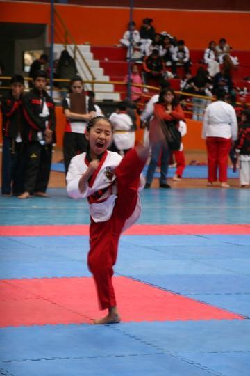 Torneo de Teakwondo reúne a más de 300 deportistas
