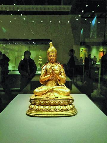 En Pekín muestran tesoros del Tíbet