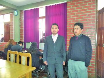 Prevén presentar programa para la aplicación de examenes en la UATF