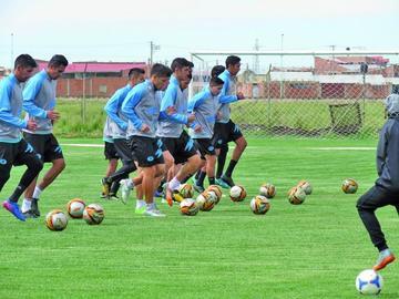 Tras dos días de paro, San José regresa a los entrenamientos