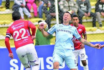 Wilster y Bolívar  van por la punta