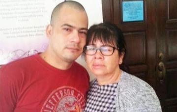 Comisión llega a Malasia para mediar por el boliviano condenado a la horca