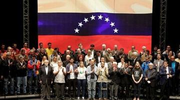 Oposición venezolana retomará protestas para rechazar comicios