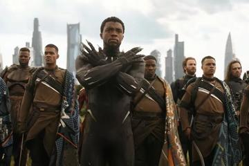 """""""Black Panther"""" supera los  1.000 millones de dólares"""