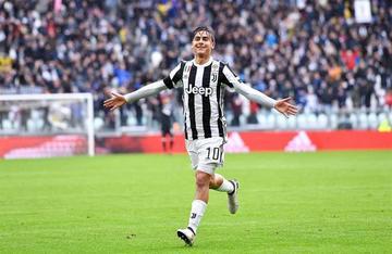 Dybala le da la victoria a Juventus sobre Udinese