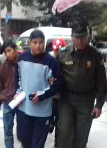 Van a prisión los tres acusados de asesinar a militares en Oruro
