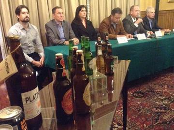 """Empresas cerveceras se unen para """"romper"""" el monopolio"""