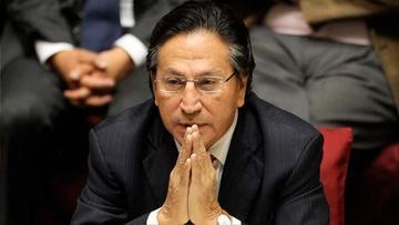 Supremo avala pedir a EE.UU. la extradición de Alejandro Toledo