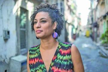 Asesinan a una concejal de PSOL en Rio de Janeiro