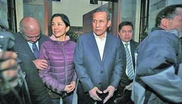 Expresidente Humala dice que su detención es producto del odio