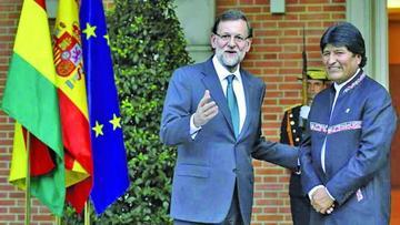 España: tratarán eliminación de visas para los bolivianos