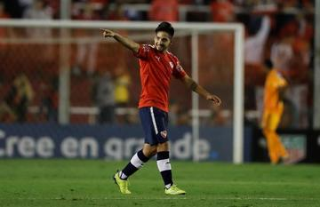 Independiente gana con lo justo a Millonarios