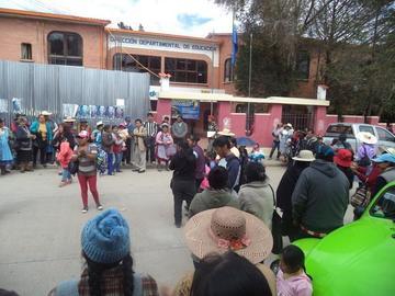 Conservan ítems en escuela Elizardo Pérez