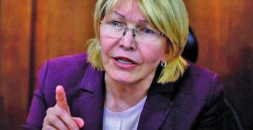 Gobierno de Maduro pide captura internacional de la exfiscal Ortega