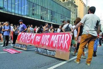 Intervención de militares en Río de Janeiro cumple su primer mes en Brasil