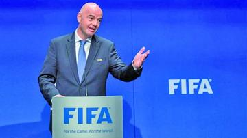 FIFA elegirá la sede del Mundial de 2026 el próximo 13 de junio