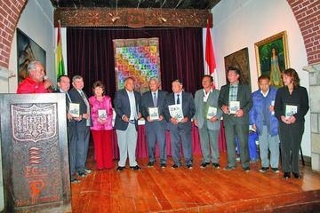 Exalumnos  del Chichas se reúnen en Potosí