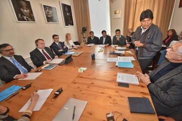 Bolivia está preparada para los alegatos orales en la corte de La Haya