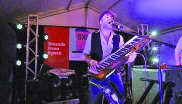 Austin termina la  música del SXSW