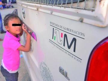 En México rescatan a 53 migrantes salvadoreños