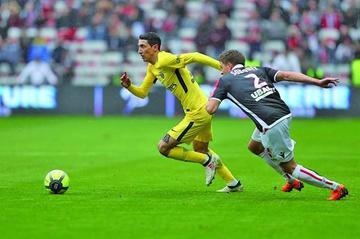 PSG vence a Niza y se aproxima al título de la Ligue-1 de Francia