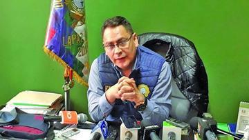 Felcc brindará un informe sobre explosiones en Oruro