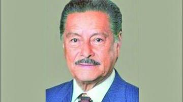 El exvice  Julio Garret muere a los 92 años