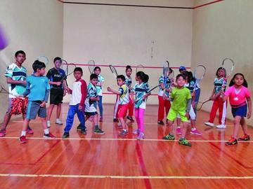 Potosí albergará el primer torneo nacional de Squash