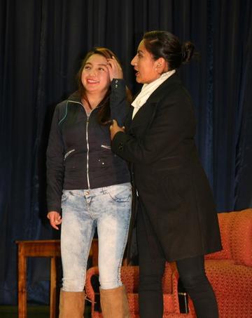 "Presentan la tercera obra del ""Duelo de comedias"""
