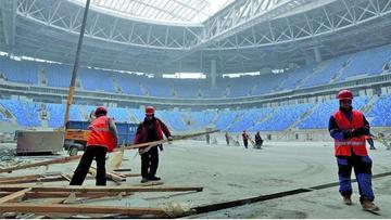 """La FIFA pide a Rusia que acelere las obras en el estadio de """"Samara"""""""