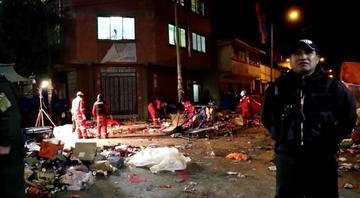Gobierno: una pugna de intereses devino en las explosiones en Oruro