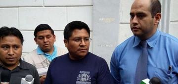 Ministerio Público: dan cinco años de cárcel al exfiscal Humberto Quispe