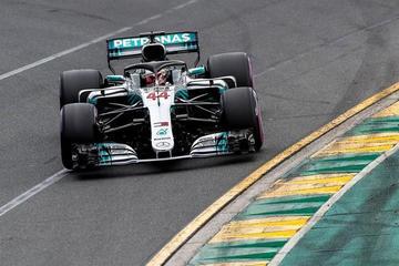 Hamilton defiende su título desde el primer lugar