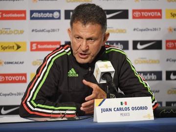 Osorio acepta que a México le quedan cosas por mejorar antes del Mundial