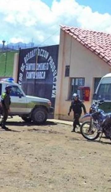 Hay más golpeadores de mujeres detenidos en penal de Cantumaca