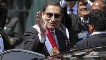 El nuevo presidente de Perú anunciará su gabinete en ocho días