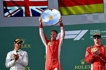 Vettel gana el Gran Premio de Australia